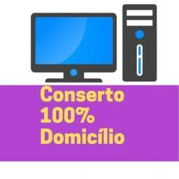 Conserte o seu PC, Formate hoje sua máquina.