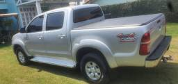 Título do anúncio: Toyota Hilux ano 2008/2008, 3.0 SRV 4x4 CD 16v D4-D turbo intercooler diesel 4p automático