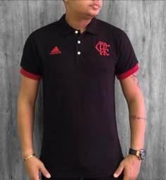 Camisas do Flamengo Gola Polo