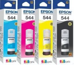 Refil de Tinta Original Epson 544