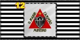 Placas Decorativas Clube Atlético Mineiro Decoração Lar