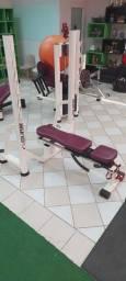 Aparelhos Musculação ÓTIMO ESTADO DE CONSERVAÇÃO