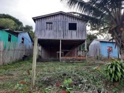 Terreno com casa na br174