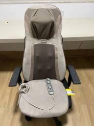 Assento massageador ELITE PRO com aquecimento shiatsu seminovo - Homedics