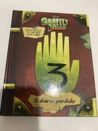 Vendo livro Gravity Falls