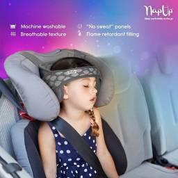 Apoio - Suporte de Cabeça Proteção da Criança para Cadeirinha do automóvel<br><br>Marca: NapUp