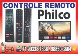 Controle Tv Philco PH50A17 Teclas Netflix e Youtube