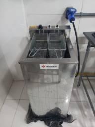 Fritadeira 25L água e óleo Elétrica