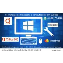 Técnico de Informática, notebook, computador.