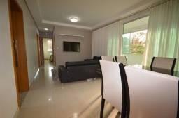 Apartamento para venda com 130 metros quadrados com 3 quartos em Santa Amélia - Belo Horiz
