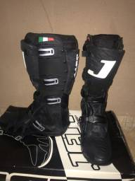 Bota Jett de Trilha / Motocross - Nova
