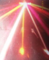 Iluminação De Efeito Centopeia Multifocos Dentadura