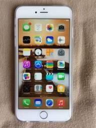 Título do anúncio: iPhone 6 Plus 64GB 800 PRA AGR