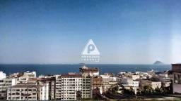 Título do anúncio: Prédio à venda, 3 quartos, 3 suítes, 3 vagas, Leme - RIO DE JANEIRO/RJ