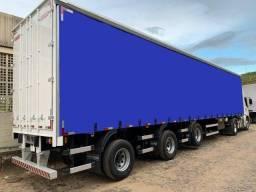 Carreta Sider 15,40m Vanderleia 30p S/pneus
