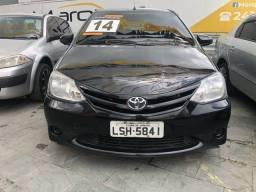 Etios 1.5 Sedan com Gnv