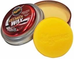 Cera Limpadora Cleaner Wax Em Pasta 311g - A1214 - Meguiars