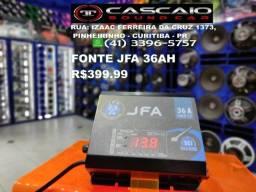 Título do anúncio: fonte carregador bateria jfa 36 ah amperes 36a