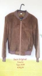 Título do anúncio: Jaqueta de couro original