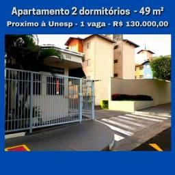 Título do anúncio: Apartamento à venda no bairro Jardim Santa Rosa II - São José do Rio Preto/SP