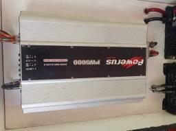 Módulo Amplificador Digital POWERUS 5 Mil rms