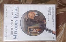 Título do anúncio: Dvd - Sherlock Holmes - Melodia Fatal