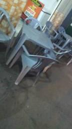 Frizzer e mesas