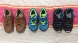 Sapatos e chuteiras