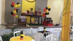 Salão para festas e eventos simples em Carapicuíba apenas R$300,00