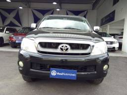 TOYOTA HILUX 2009/2009 2.7 SR 4X2 CD 16V GASOLINA 4P MANUAL - 2009