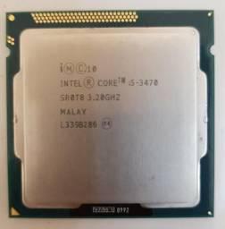 Processadoe Intel Core i5 3470 3.2 Ghz turbo boost 3.6 comprar usado  São Paulo