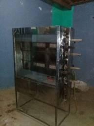 Máquina de assar frango Tomasi