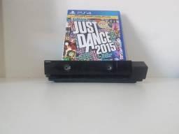 Ps Camera PS4 + Just Dance 2015