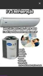 F & J Refrigeração