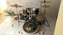 Bateria basix + pratos orion
