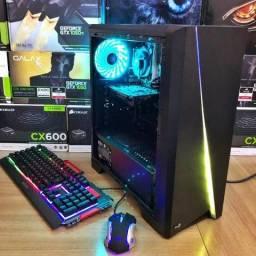 Computador Gamer i5 7400 8Gb ram e Gt 1030 2Gb, usado comprar usado  Goiânia