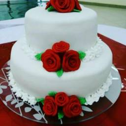 Rs Bolos de casamento