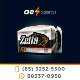 Condição diferenciada na bateria 70Ah Zetta