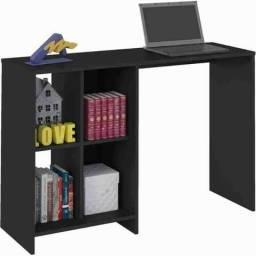 Mesa Escrivaninha com 4 Nichos Matrix