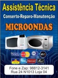 Assistencia Tecnica de Microondas