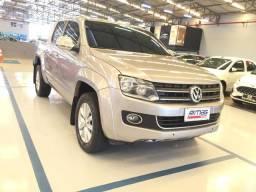 Volkswagen Amarok Highline (2012) 4X4 Turbo Diesel Blindada - 2012