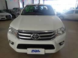 Toyota Hilux CD 2.8 SRV 4X4 AUT. DIESEL - 2016