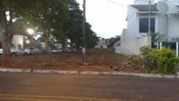 Terreno Comercial/Residencial esquina, Centro de Marechal Cândido Rondon/PR