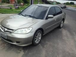 Vendo um Honda Civic 2006 completo, top de linha ! Por R$13.500 Aceito proposta - 2006