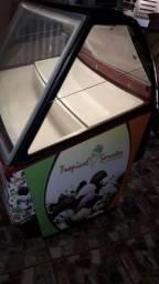 Expositor de sorvetes