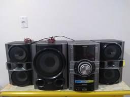 Mini System Sony Genesi MHC-GT444 400 W RMS