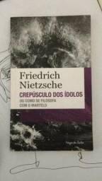 Livro Nietzsche (O Crepúsculo dos Ídolos)