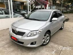 Corolla XEI 1.8 - 2010 - 2010