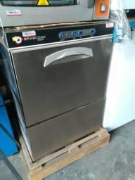 Maquina de lavar louças industrial eco50 brascook
