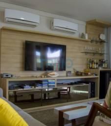 Manhattan Beach Riviera - Apartamento á Venda com 4 quartos, 2 vagas, 163.00m² (AP0267)